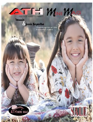 Issue#57 Catching Up with the Kayastha Sisters. Siblings Series v3.
