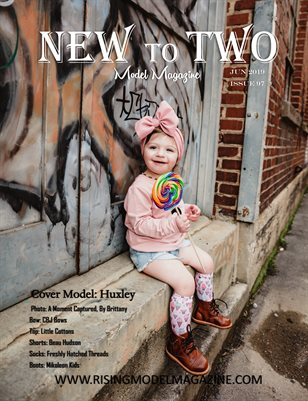 New To Two Model Magazine Issue #97