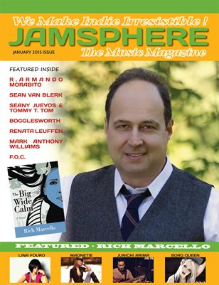 Jamsphere Indie Music Magazine January 2015