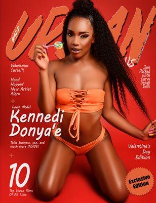 Valentine's Edition (Kennedi Donya'e Cover)