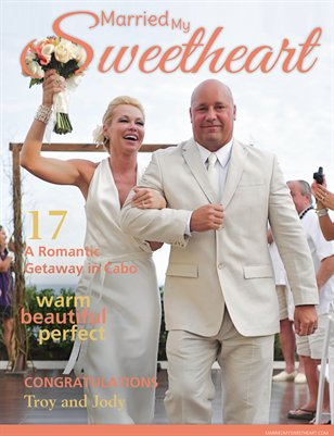 Wedding Magazine - Sample
