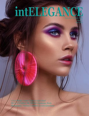 intElegance magazine issue 67 - November 15, 2019 Vancouver Fashion Show special issue
