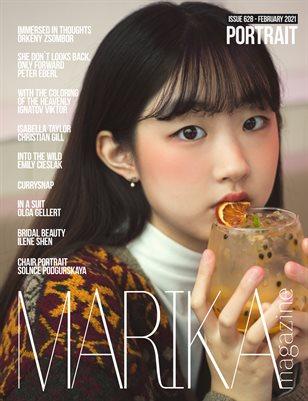 MARIKA MAGAZINE FASHION (ISSUE 628 - February)