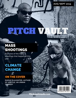 Pitch Vault- Aug/Sept 2019