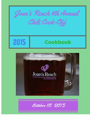 Joan's Reach Cookbook 2015
