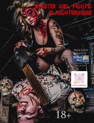 Monster Girl Fights: Slaughterhouse Model Massacre of Horrors | Bad Girls Club