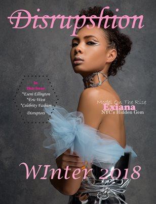 Disrupshion Magazine