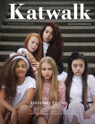 Katwalk Fashion Magazine, Issue 25 September 2020.
