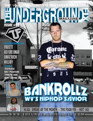 The Underground Fix Magazine Issue #50