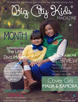 Big City Kids Magazine Issue 3