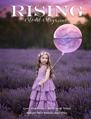 Rising Model Magazine Issue #134