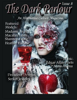 The Dark Parlour - Issue #8 - Springtime & Steampunk