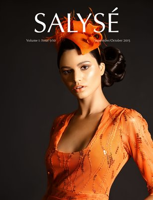 SALYSÉ Magazine | Vol 1:No 9/10 | Sep/Oct 2015 | Flavia Cover