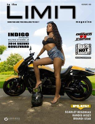 to the LIMIT Magazine 05 Ft. Indigo