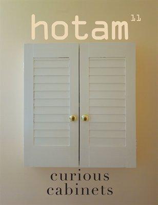 hotam#11 - Curious Cabinets