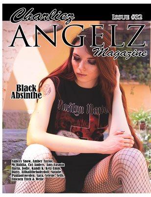 Charliez Angelz Issue #32- Black Absinthe