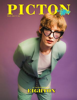 Picton Magazine MARCH  2020 N456 Men Cover 4