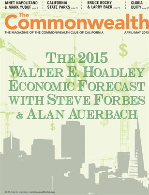 The Commonwealth April/May 2015