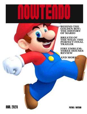 Nowtendo Magazine #1 - Behind The Golden Boy