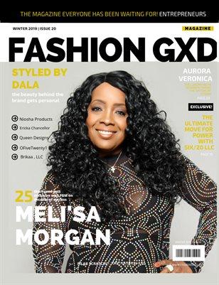 "Fashion Gxd Magazine  "" Winter 2019"""