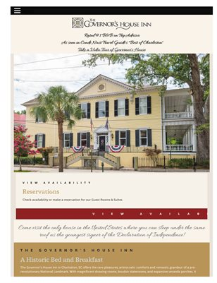 Mansion Wedding Venues in Charleston