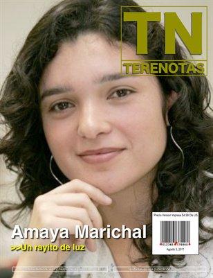 Amaya Marichal... Un rayito de luz
