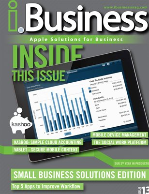 i.Business Magazine Issue #13