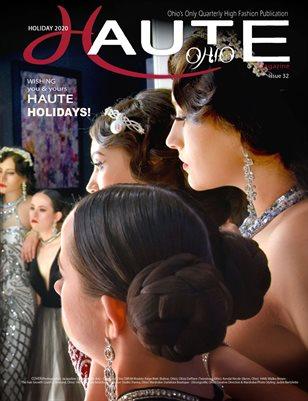 Haute Ohio Magazine-Holiday 2020 - Issue32
