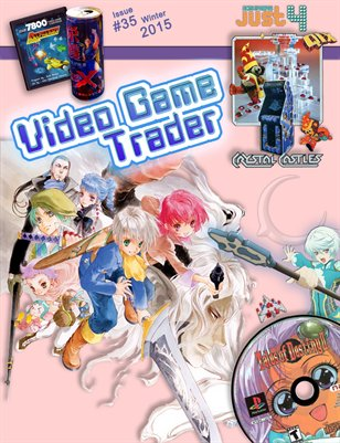 Video Game Trader #35 (Winter 2015)