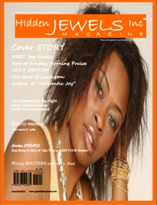 Hidden Jewels Inc Magazine June/July 2012