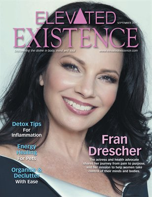 Elevated Existence September 2015 Issue With Fran Drescher