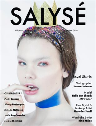 SALYSÉ Magazine | Vol 4 : No 98 | October 2018