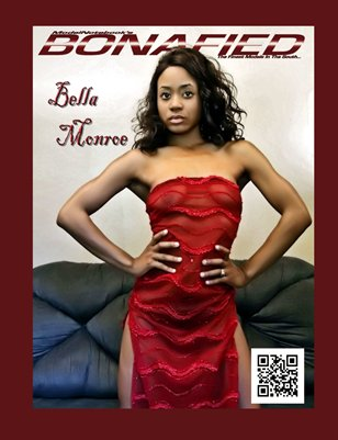 Bonafied Magazine Bella Monroe Issue