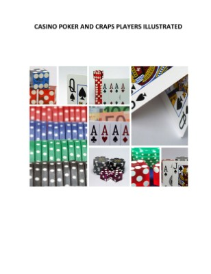 Full page Poker and Dice Images