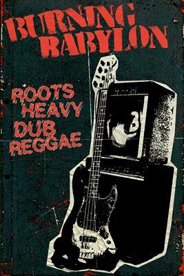 Roots Heavy Dub Reggae Poster