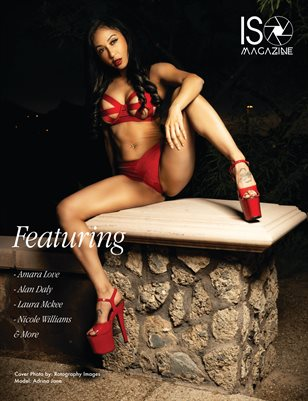 September Bikini Edition - Adrina Jane Cover
