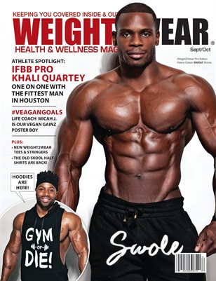 Weight2Wear Magazine Issue #5