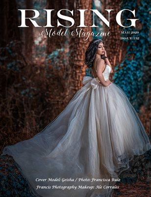 Rising Model Magazine Issue #132