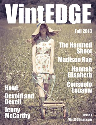 VintEDGE Issue 1 - Fall 2013