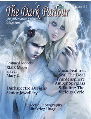 The Dark Parlour - Issue #6 - December/January