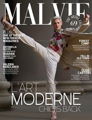 MALVIE Mag The Artist Edition Vol 69 November 2020