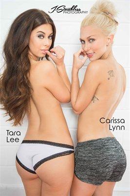 Tara Lee & Carissa Lynn Poster #1