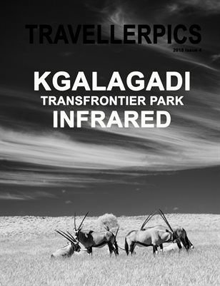 Kgalagadi Transfrontier Park Infrared