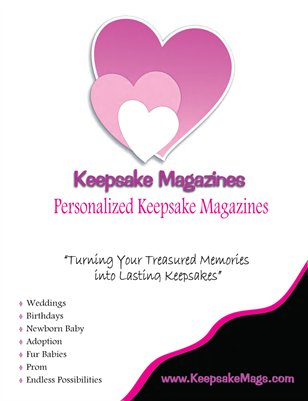 Keepsake Magazines Promotional Sample