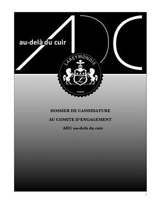 ADC Presentation projet Septembre 2014