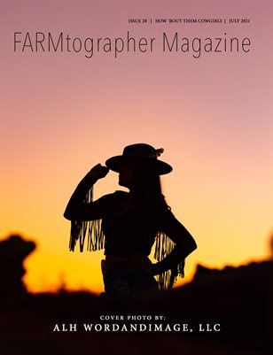 Issue 28 | How 'Bout Them Cowgirls by FARMtographer Magazine
