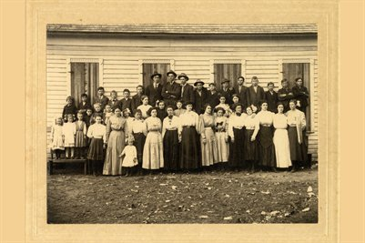 1910 Flint Valley School
