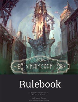 Steamcraft Rulebook