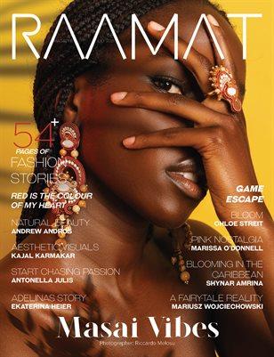 RAAMAT Magazine July 2021 Issue 5