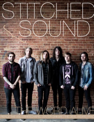 Stitched Sound Print Issue #1: The Word Alive